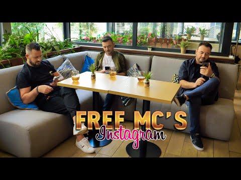 Free Mc's - Instagram (Official Video 4K)