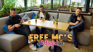 Free Mc's - Instagram (Official Video 4K)