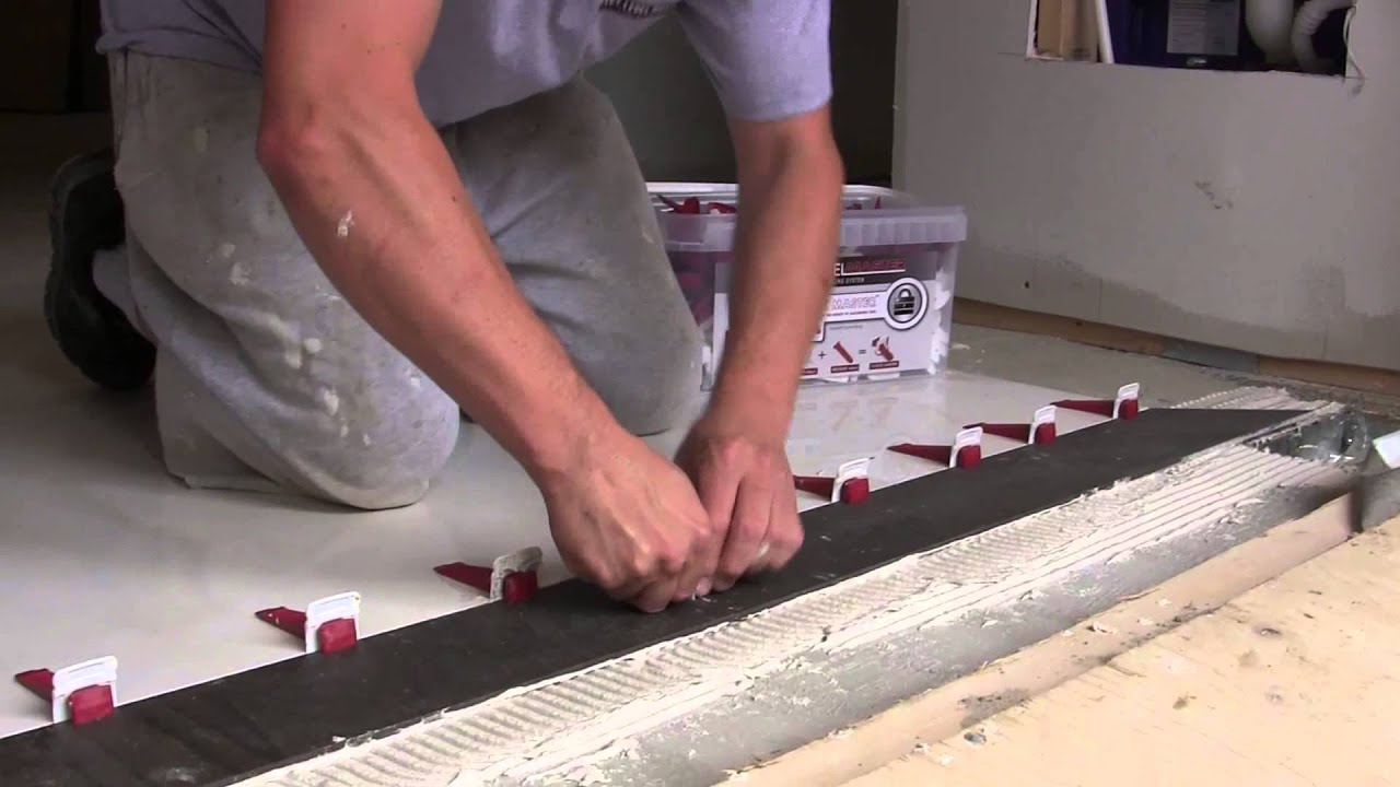 How to install large format tiles 6mm 12m 3m 14x39x120 using how to install large format tiles 6mm 12m 3m 14x39x120 using t lock youtube dailygadgetfo Image collections