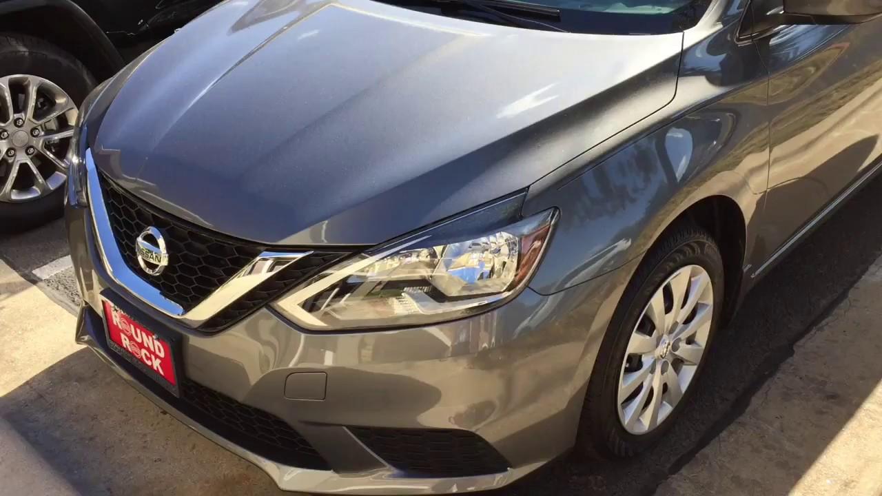 Nissan Sentra, 2016 Покупка нового автомобиля в Америке.