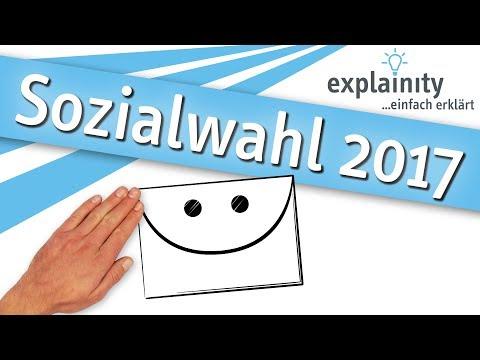 Sozialwahl 2017 einfach