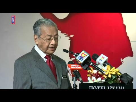 [LIVE] PM Tun Dr Mahathir Mohamad menyampaikan ucaptama pada Persidangan Anti Rasuah 2018