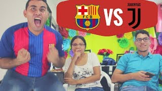Reacción Barcelona vs Juventus 3-0 (12/09/17) Champions League 2017