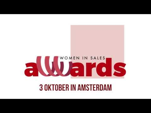 Women in Sales campagne LIVE op Amsterdam CS!