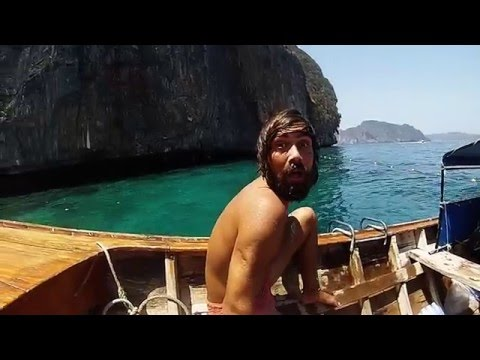 After movie backpacking 2016 Asia Go Pro