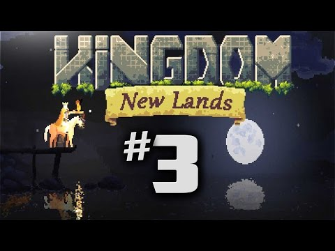 Kingdom New Lands Gameplay - Ep 3 - SAILING TO NEW LANDS!  (Let's Play Kingdom New Lands Expansion)