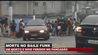Baixar Baile funk termina com um morto e dois feridos