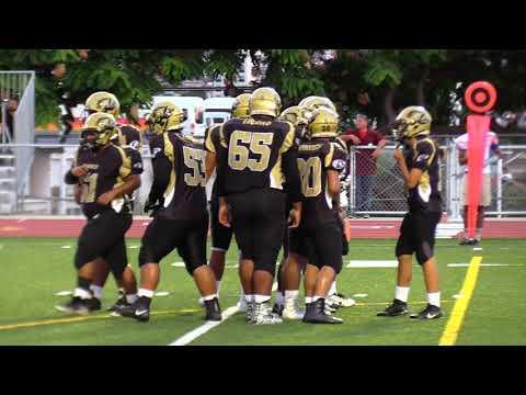 McKinley Tigers Varsity Football vs Kalaheo Mustangs 2017 Video