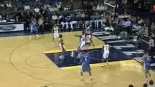 Allen Iverson 26pts JR Smith on fire vs Grizzlies 07/08 NBA