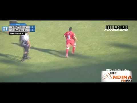 Central Norte 2 - 2 Huracán Las Heras | Goles y definición por penales | Relato Diego Agrain