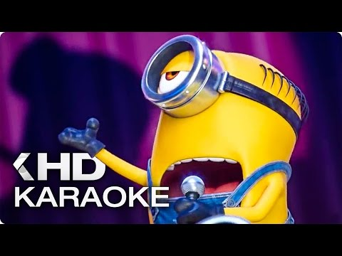 MINIONS KARAOKE - Sing the Minions Song (2017)