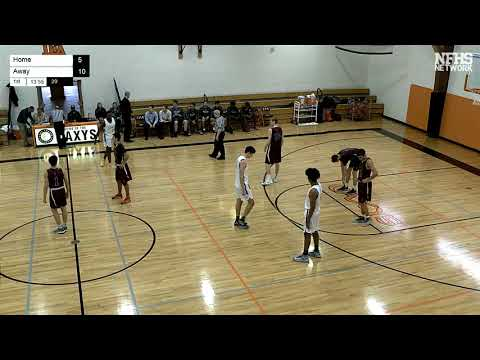 Bosco Institue (IN) vs  King's Christian (Can)