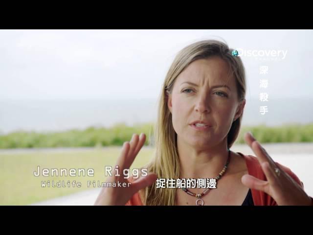 Discovery深海殺手 02戴夫與太太珍寧在拍攝大自然紀錄片抹香鯨擱淺在海灘上 HD MP4檔