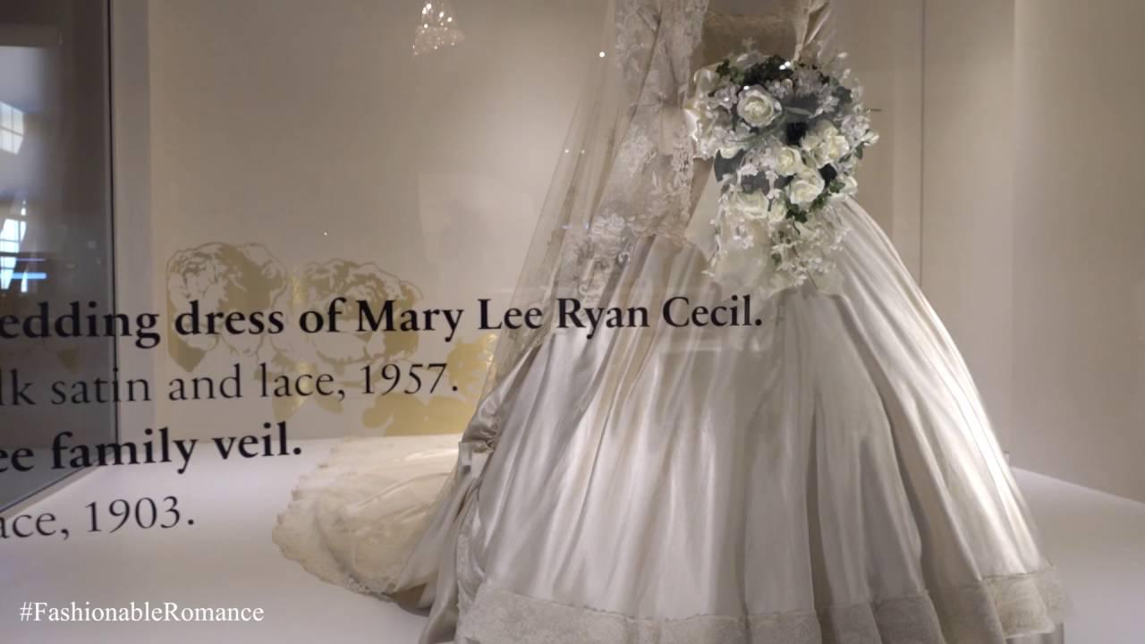 Vanderbilt Wedding Stories On Display At Biltmore