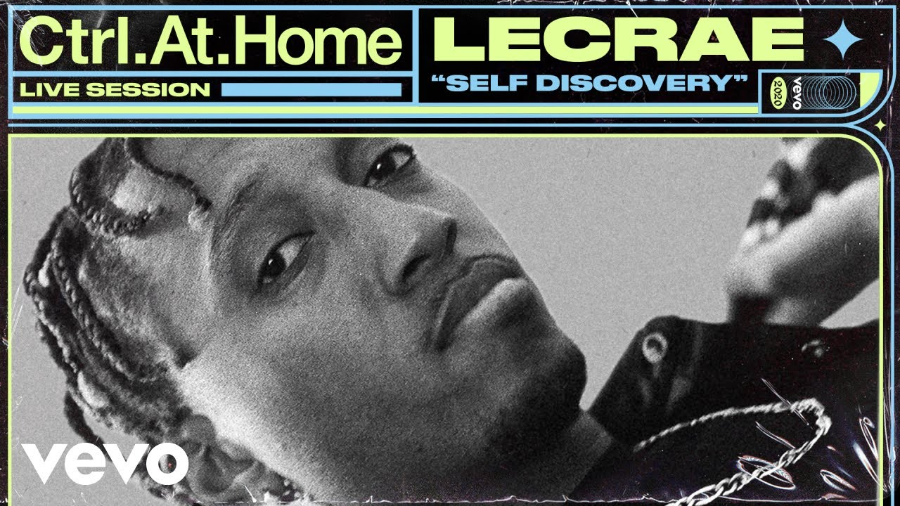 Lecrae - Self Discovery (Live Session) | Vevo Ctrl.At.Home
