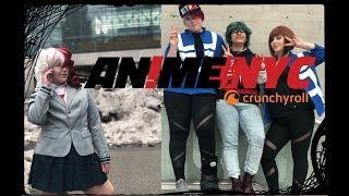 Anime NYC 2018 Vlog