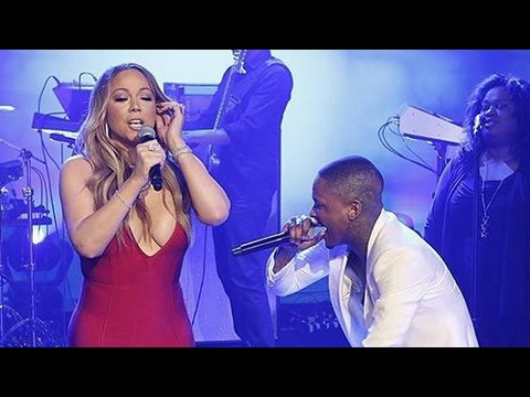 Mariah Carey - I Don't ft YG Live at Jimmy Kimmel