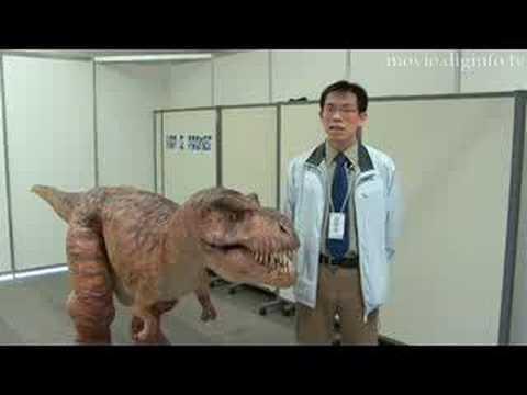 T-Rex Robot - The Tyrannosaurus Rex Dinosaur Robot #DigInfo