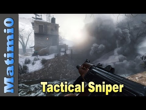 M1A1 Is Amazing - Sniper Support - Insurgency