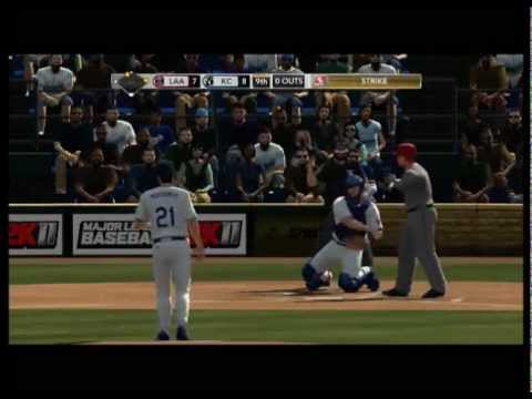 Hall of Fame Baseball League 3/31: Angels vs Royals
