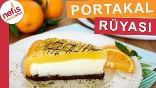 Portakal Rüyası Tarifi - Portakallı Nefis Tatlı - Nefis Yemek Tarifleri