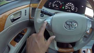 Скачать 2006 Toyota Avalon Limited Virtual Test Drive