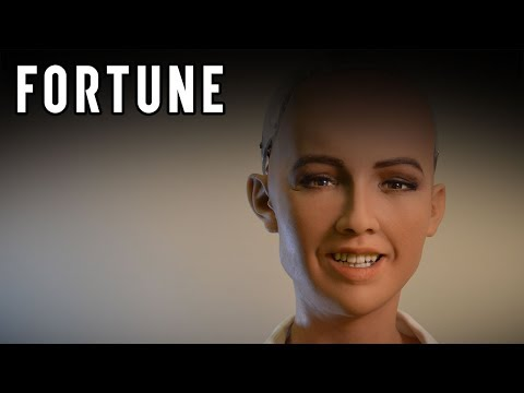 This Is the First Robot to Become a Citizen I Fortune