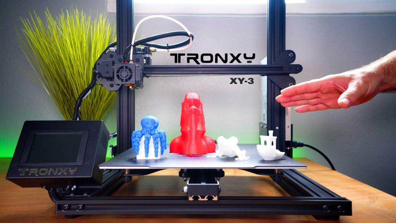 Best 3D Printer for Miniatures of 2019 – Complete Reviews with