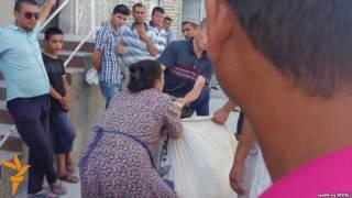 Uzbek Ғиждувон бозорида тадбиркор аёлни солиқчи хўрлади