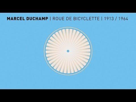 Roue de bicyclette I Marcel Duchamp I Centre Pompidou
