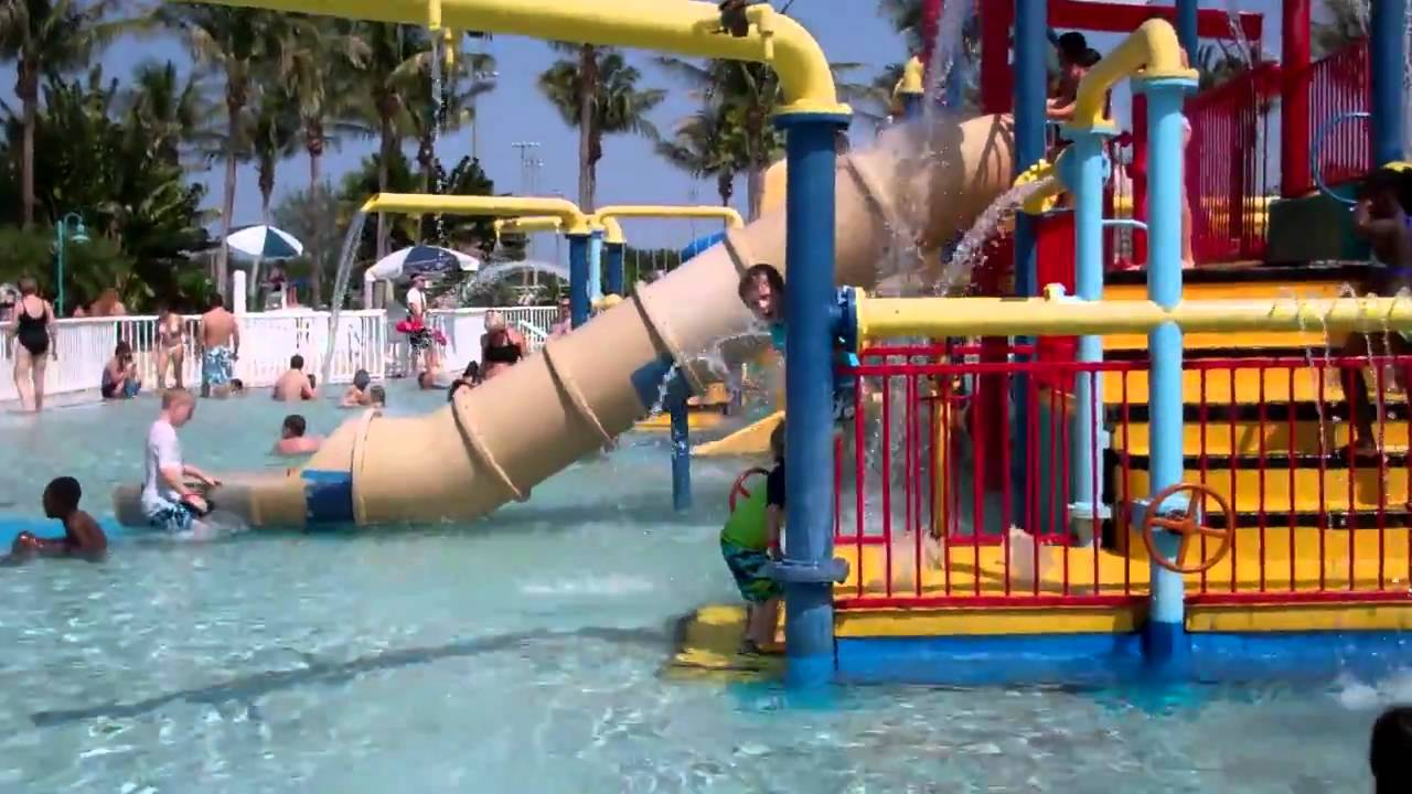 Coconut Cove Waterpark 2 Youtube