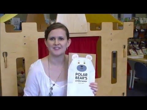 Miss Jenny reads Polar bear's underwear YT