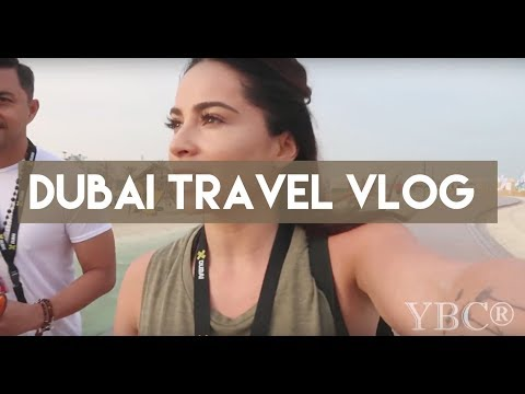 Dubai Travel Vlog - xYoga Dubai Festival 2018
