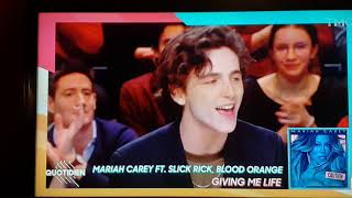 timothe-chalamet-knows-givin-me-life-by-mariah-carey-quotidien-france-18-01-2019