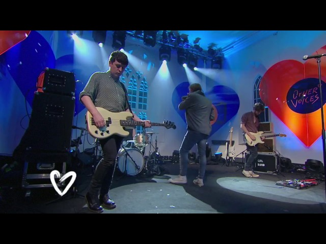 Girl Band - Um Bongo (live at Other Voices)