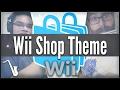 Wii Shop Theme - Jazz Cover || insaneintherainmusic (feat. 8BitBrigadier & Kenny Stern)
