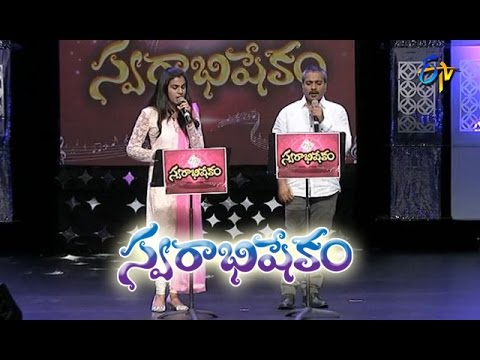 Cheppave Prema Song - SP.Charan, Sravana Bhargavi Performance in ETV Swarabhishekam - Houston, USA