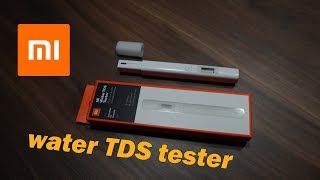 Xiaomi Mi Water TDS Tester for Rs. 499