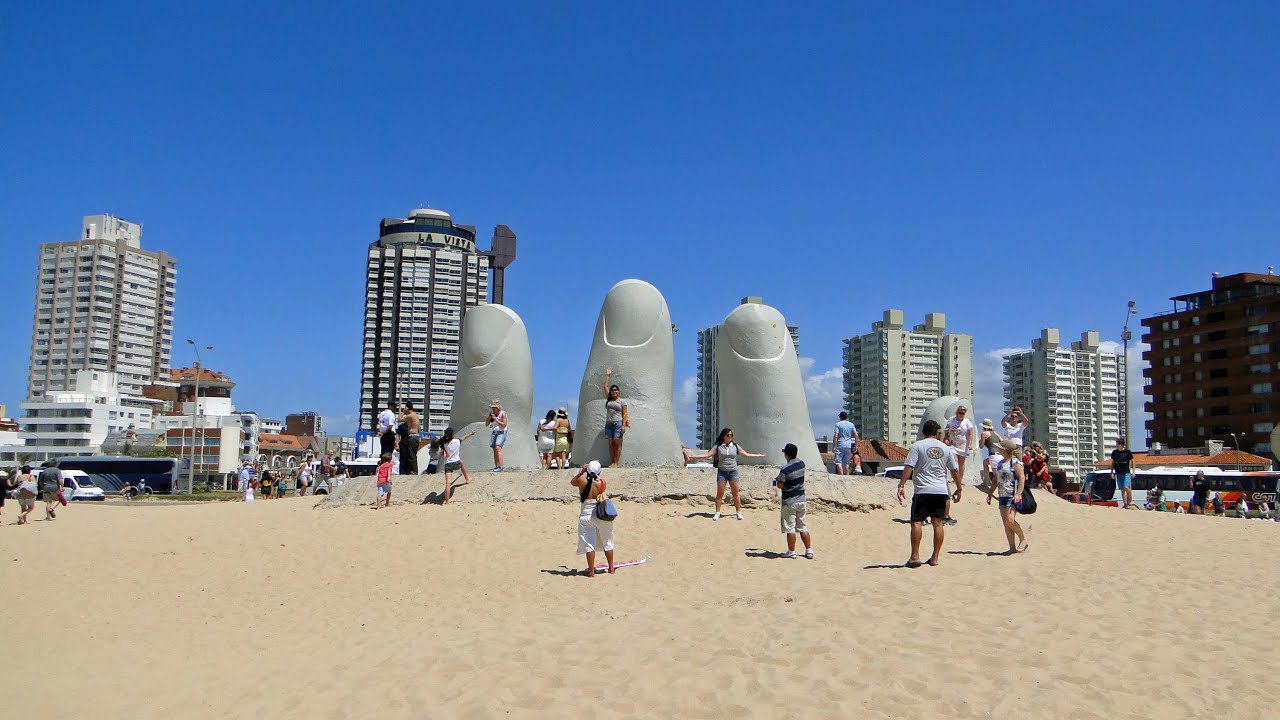 Punta Del Este Is Called The St Tropez Of Uruguay Sightseeing