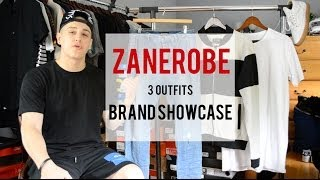 ZANEROBE: Brand Showcase - 3 Outfits for Spring Thumbnail
