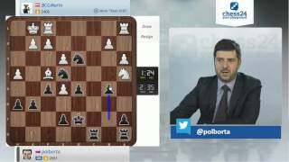 Banter Blitz with Peter Svidler, January 25 2016