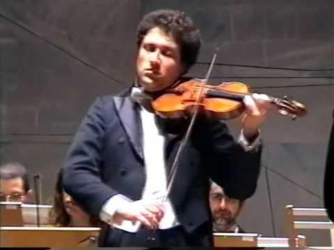 Marco Rizzi - Mozart Concerto K 218 GOG