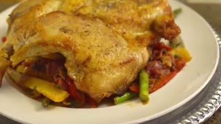 Roman Style Chicken Recipe With Chef Feker of Il Mito Restaurant Wauwatosa Wisconsin