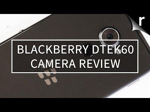 BlackBerry DTEK60 Camera Review: Their best yet