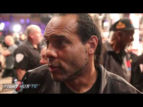 "John David Jackson ""Andre out hustled Sergey! You can't argue it! He fought the wrong fight!"""