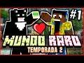Temporada 2 Minecraft en Ps4 // Una Nueva Serie Con Duxativa En Su Mundo Raro