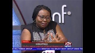 Kidnappings - Newsfile on JoyNews (16-2-19)