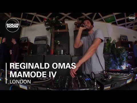 Reginald Omas Mamode IV Boiler Room London Live Set