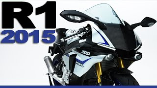 2015 Yamaha R1 & R1M Overview & Details