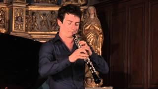 Gilles Silverstrini - Deux études - Olivier Stankiewicz, hautbois / oboe